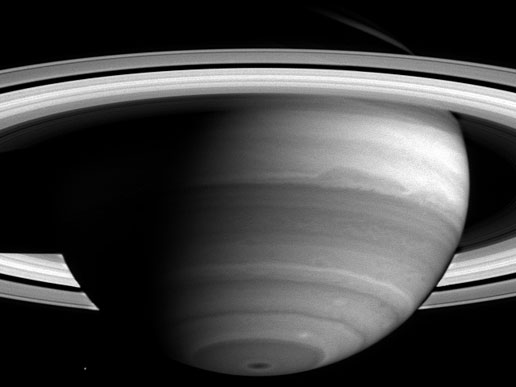 Cassini photo of Saturn